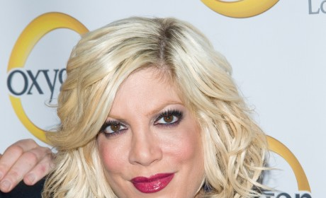Tori Spelling Involved in Car Accident, Paparazzi to Blame?