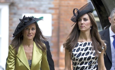 Pippa Middleton and Kate Middleton Fashion