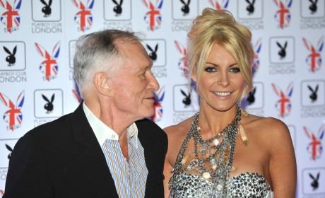 Crystal Harris and Hugh Hefner: Engaged! Again!
