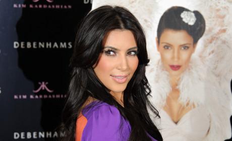 The Kim Kardashian Wedding Registry Includes...