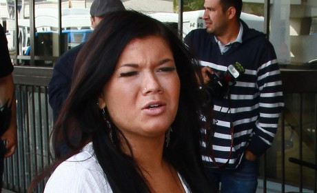 "Gary Shirley Expecting Baby With Kristina Anderson; Amber Portwood ""Really Upset,"" Source Says"