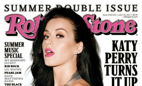 Katy Perry on Rolling Stone Cover