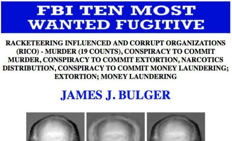 Whitey Bulger: Arrested!