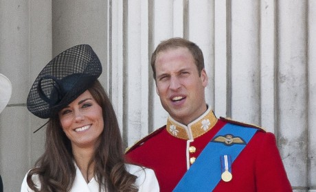 Prince William: Facial Hair or Facial Scare?