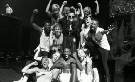 Lady Gaga Rules Brit Awards