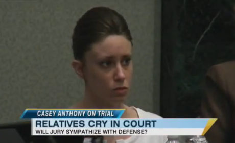 Casey Anthony Deemed Competent to Stand Trial