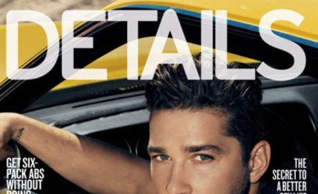 Shia LaBeouf Details Cover