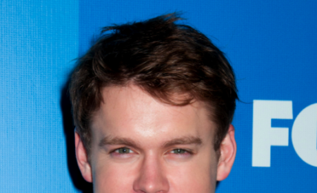 Chord Overstreet Dropped From Glee Cast