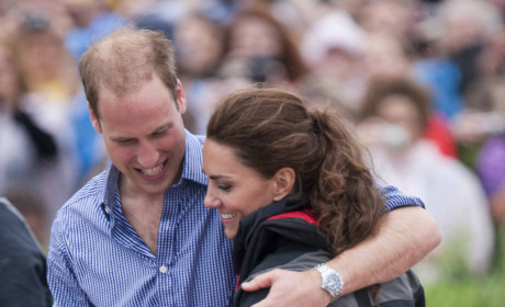 Prince William Bests Kate Middleton in Dragon Boat Race