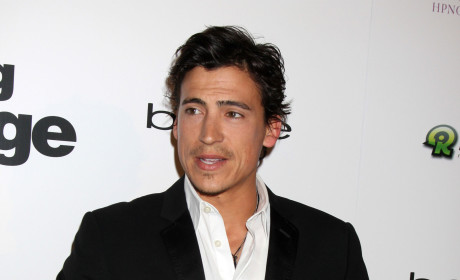 Andrew Keegan: Manhandled, Possibly Tasered By Cops at House Party Arrest