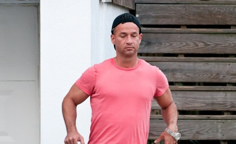 Report: The Situation Walks Off Jersey Shore Set