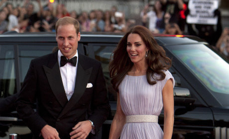 British Invasion: Prince William & Kate Middleton Dazzle at BAFTA Event, Polo Match