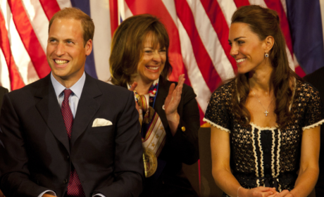 Prince William, Kate Middleton End U.S. Trip on Charitable Note