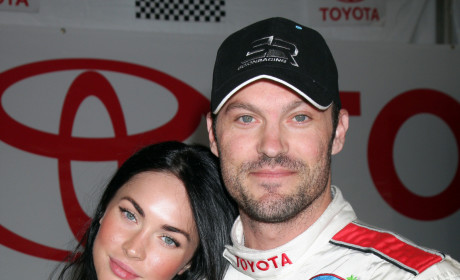 Megan Fox is Still Seeing (Brian Austin) Green