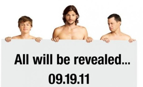 Two and a Half Men Promo Pic