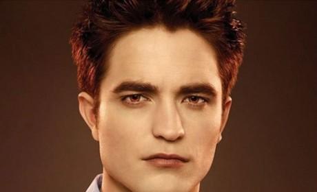 Edward Cullen Breaking Dawn Poster