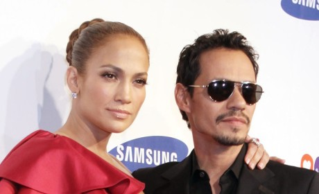 Source: Marc Anthony Hoped to Reconcile With Jennifer Lopez, Lost Out to Casper Smart