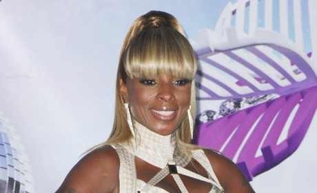 Mary J. Blige Opens Up About Childhood Molestation