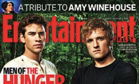 The Hunger Games First Look: Josh Hutcherson! Liam Hemsworth!