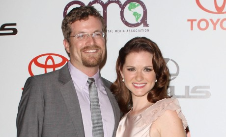 Sarah Drew and Peter Lanfer: Expecting!