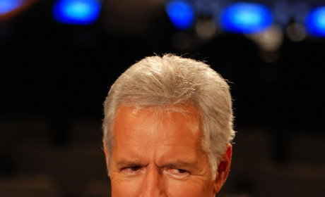 Alex Trebek Chases Down Intruder, Ruptures Achilles, Sleeps Naked