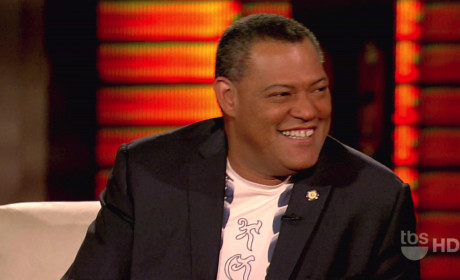 Laurence Fishburne on Lopez Tonight