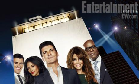 The X Factor Promotional Art: Building a Winner?