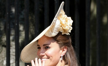 Kate Middleton Earns Place on Vanity Fair Best Dressed List