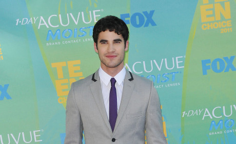 Darren Criss at the TCAs
