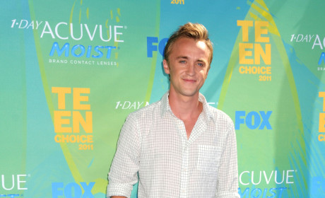 Teen Choice Awards Fashion Face-Off: Tom Felton vs. Rupert Grint