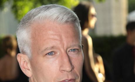 Anderson Cooper Sends Prayers to Lara Logan