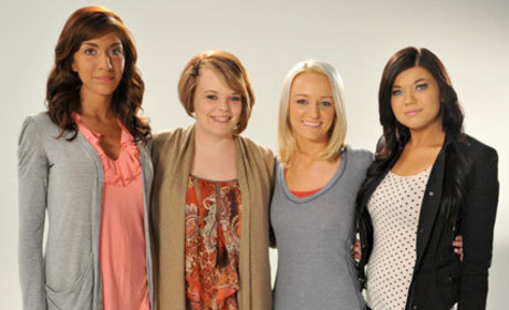 The Teen Mom Stars