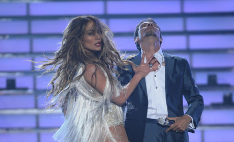 Jennifer Lopez and Marc Anthony: Still Hitting It?!?