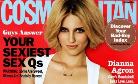 Dianna Agron on Life of Lindsay Lohan: Not For Me!