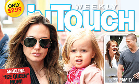 Nanny on Angelina Jolie: We Live in Fear!!