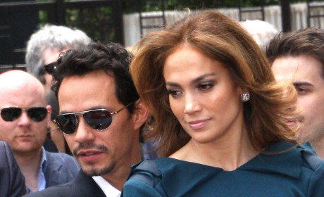 Jennifer Lopez: Pregnant, Happy