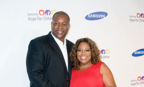 Sherri Shepherd and Lamar Sally: Married!