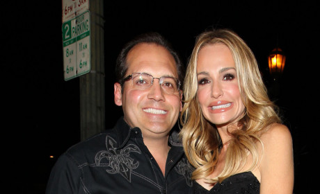 Taylor Armstrong: On Hand at Discovery of Husband's Body