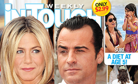 Jennifer Aniston: Hooked On Mr. Wrong!