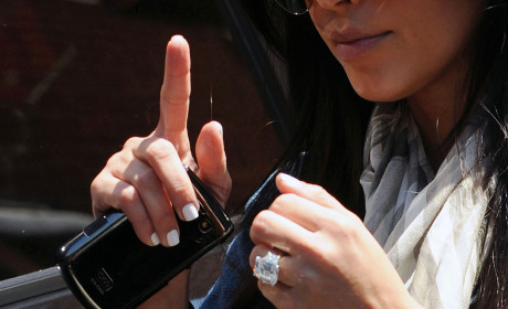 Kim Kardashian Engagement Ring: What Do You Think?