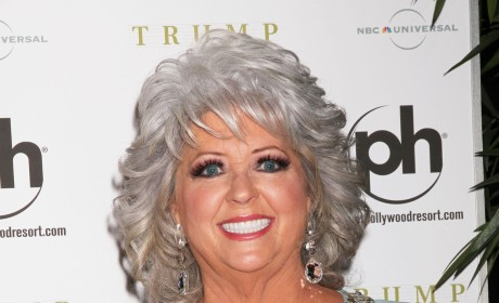 Swine Flew: Paula Deen Struck By Errant Ham