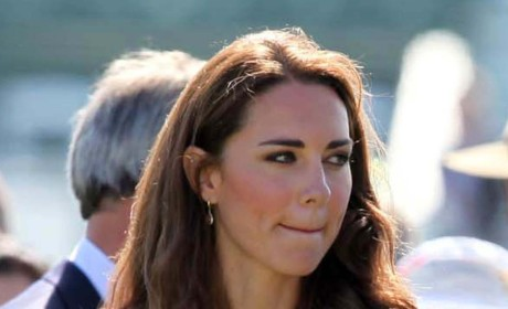 Prince William and Kate Middleton Visit Families of UK Riot Victims