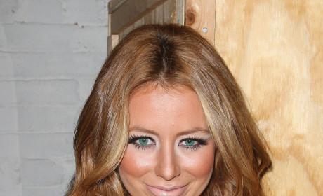The Ultimate Celebrity Hair Affair: Aubrey O'Day