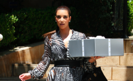THG Caption Contest: Kim Kardashian's Box