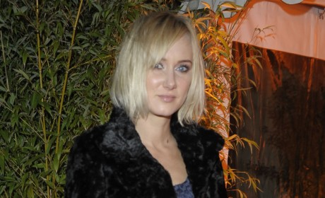Kimberly Stewart On Her Knees ... for Clothing!