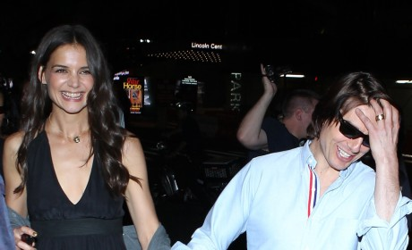 Tom Cruise: Scared of Katie Holmes!