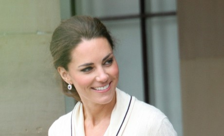 Is Kate Too Thin?