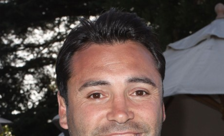 Oscar De La Hoya Admits to Cocaine Use, Thoughts of Suicide
