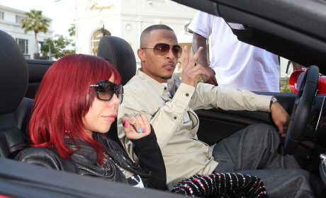 "Tameka ""Tiny"" Cottle Calls BS on T.I. Imprisonment"