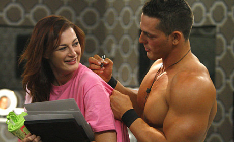 Jessie Godderz on Big Brother